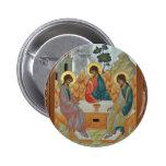 Holy Trinity Pinback Button