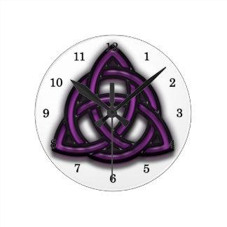 Holy Trinity Round Clock