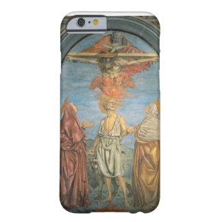 Holy Trinity with St. Jerome (fresco) Barely There iPhone 6 Case
