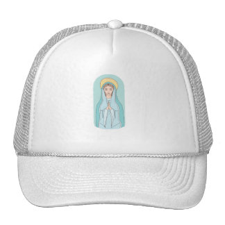 Holy virgin Mary, mother of Jesus,mother of God Hat