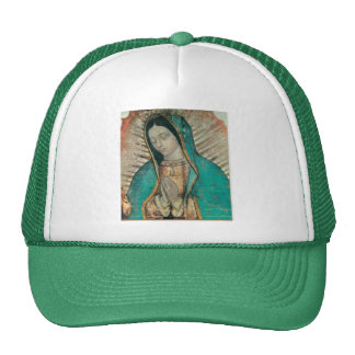 Holy Virgin of Guadalupe Cap Trucker Hat