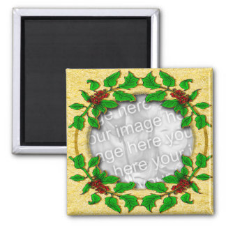 holy wrath 2 inch square magnet
