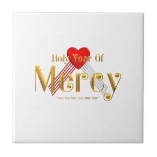 Holy Year of Mercy Ceramic Tile