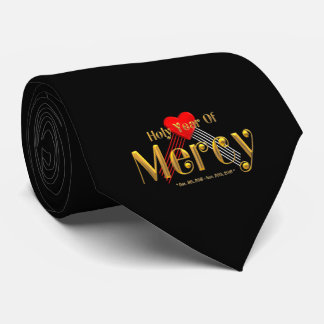 Holy Year of Mercy Tie