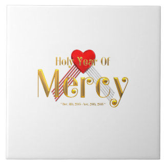 Holy Year of Mercy Tile