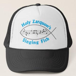 Holy Zarquon's Singing Fish! Trucker Hat