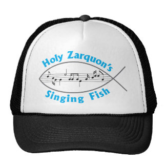 Holy Zarquon's Singing Fish! Trucker Hat