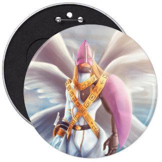 Holyangemon Pinback Button