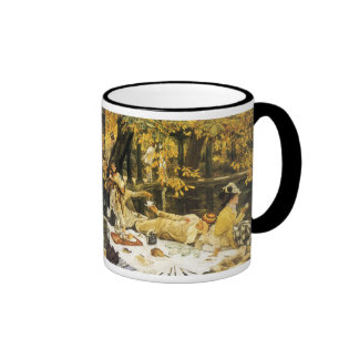 Holyday (The Picnic) by James Tissot Victorian Art Coffee Mug