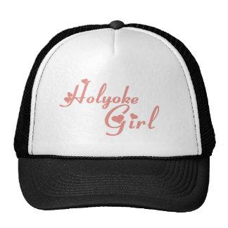 Holyoke Girl tee shirts Trucker Hat