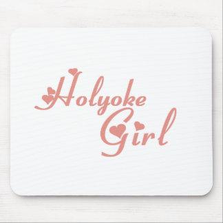 Holyoke Girl tee shirts Mouse Pad
