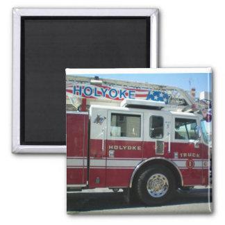 Holyoke, MA Fire Department Magnet