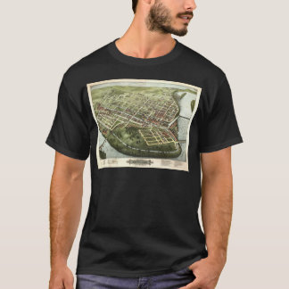 Holyoke, Massachusetts in 1877 T-Shirt