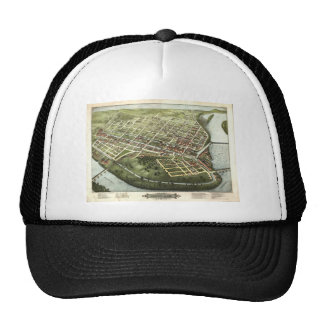 Holyoke, Massachusetts in 1877 Trucker Hat