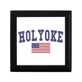 Holyoke US Flag Gift Box