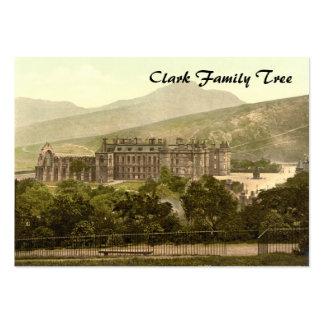 Holyrood Palace, Edinburgh, Scotland Large Business Card