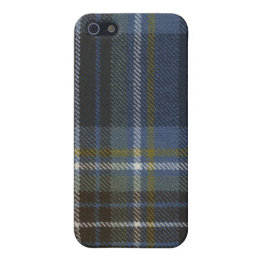 Holyrood Tartan iPhone 4 Case