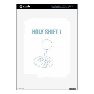 Holyshift ! skins for iPad 3