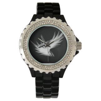 HolyWatch - reloj de pulsera con Glitzersteinchen