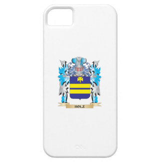 Holz Coat of Arms - Family Crest iPhone 5 Covers