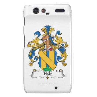 Holz Family Crest Droid RAZR Cover