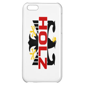 Holz Surname iPhone 5C Cases