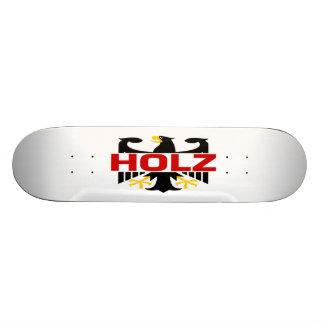 Holz Surname Skateboard Deck