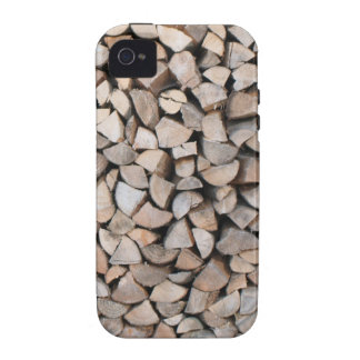 Holzstapel Case-Mate iPhone 4 Cases
