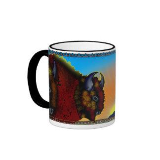 Homage Ringer Coffee Mug