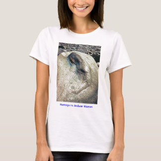 Homage to Andean Women/T-Shirt T-Shirt