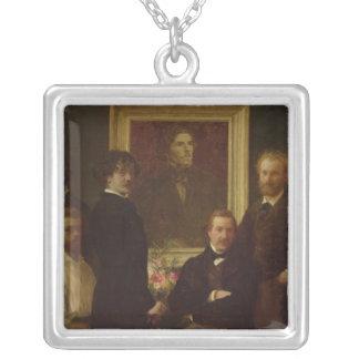 Homage to Delacroix, 1864 Necklace