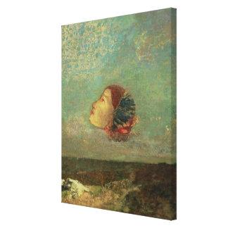 Homage to Goya, c.1895 Canvas Print