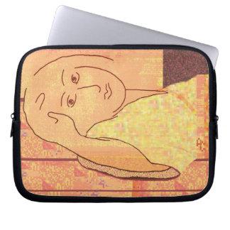Homage to Matisse Laptop Sleeves