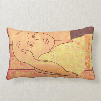homage to matisse throw pillow