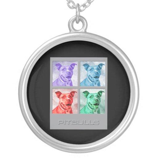 Homage to Pitbulls Custom Jewelry