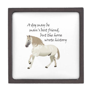HOMAGE TO THE HORSE PREMIUM JEWELRY BOXES