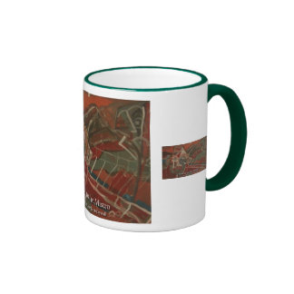 homage to the mistro coffee mugs
