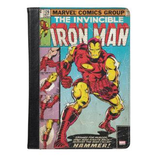 Hombre #126 cómico del hierro