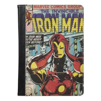 Hombre #170 cómico del hierro