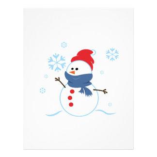Hombre 3 de la nieve