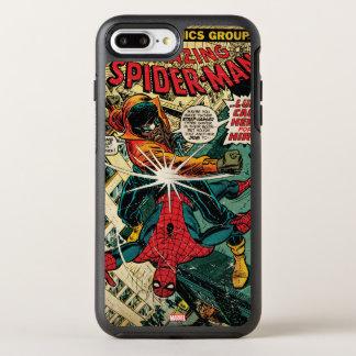 Hombre araña - el 123 de agosto funda OtterBox symmetry para iPhone 7 plus