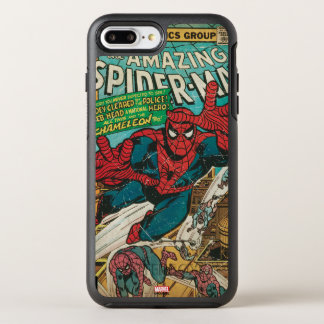 Hombre araña - el 186 de nov funda OtterBox symmetry para iPhone 7 plus
