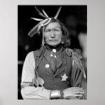 Hombre blanco del hierro: 1900 posters