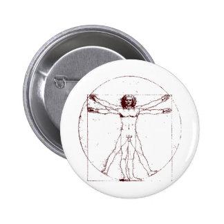 Hombre BRK de Vitruvian Pins