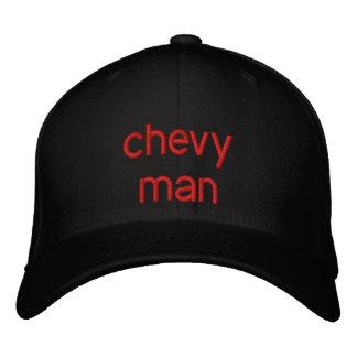 hombre chevy gorras bordadas