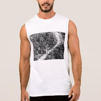 Hombre con la cámara y la lente de confianza camisetas sin mangas