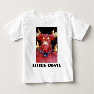 Hombre córneo del diablo tshirt