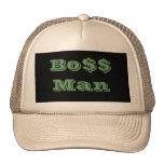 Hombre de Bo$$, gorra