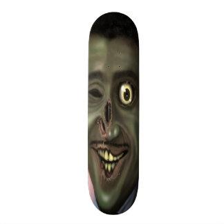 Hombre de caramelo patineta personalizada