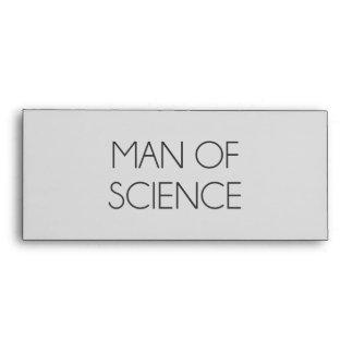 Hombre de ciencia